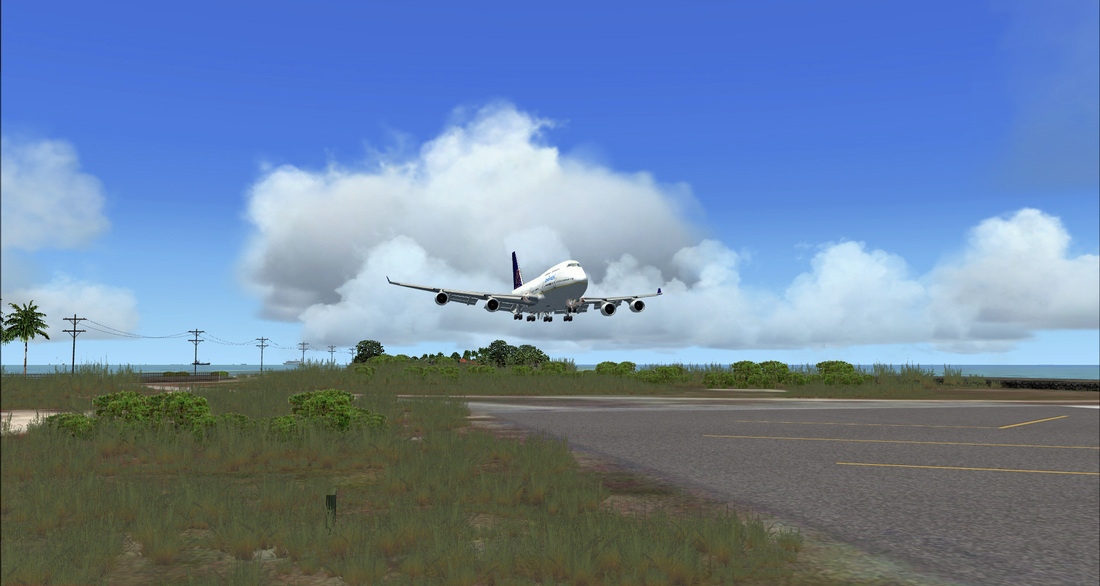 Marshall Islands - P3Dv4 - Scenes for pilots who deviate