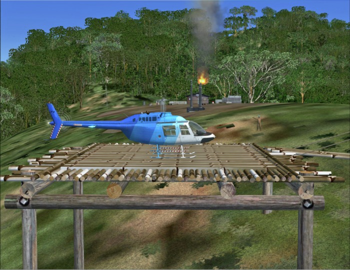 PNG Bush Flying - P3Dv4 - Scenes for pilots who deviate from the norm