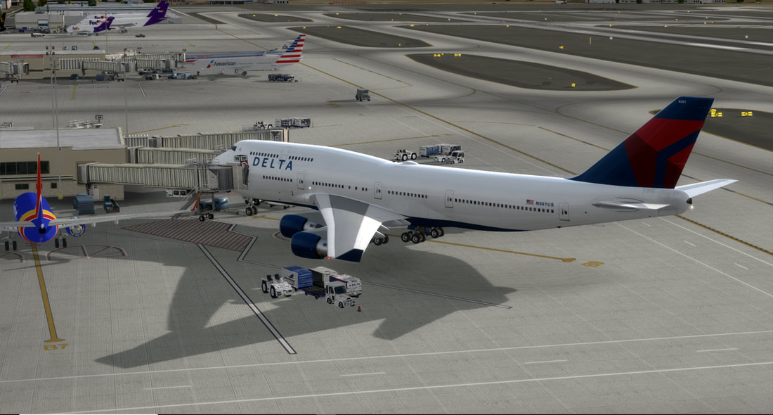 Reno-Tahoe Intl - Scenes for pilots who deviate from the norm